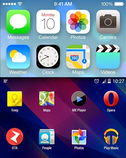 Elun Icon Pack For Android - Review