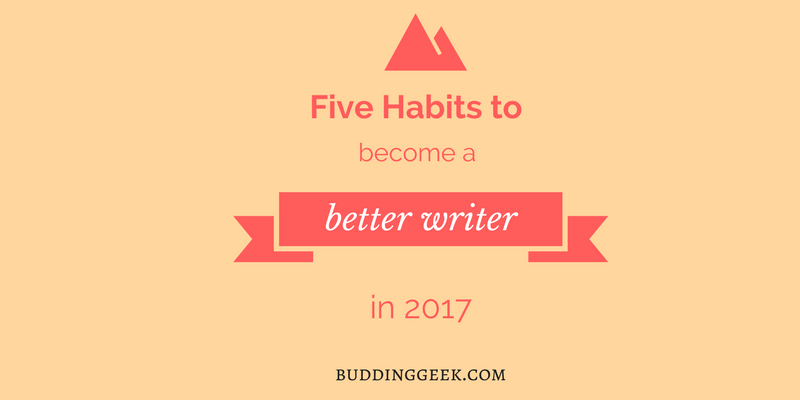become a better writer - poster