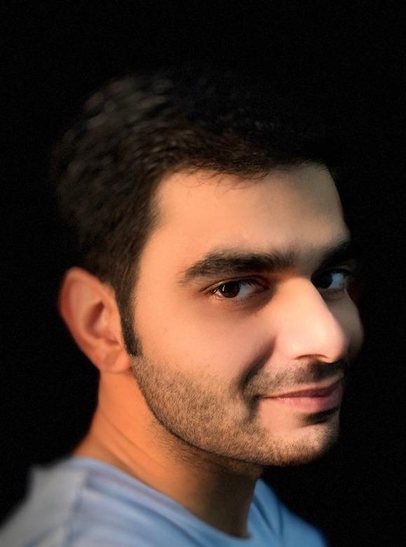 Abhishek Raj Portrait