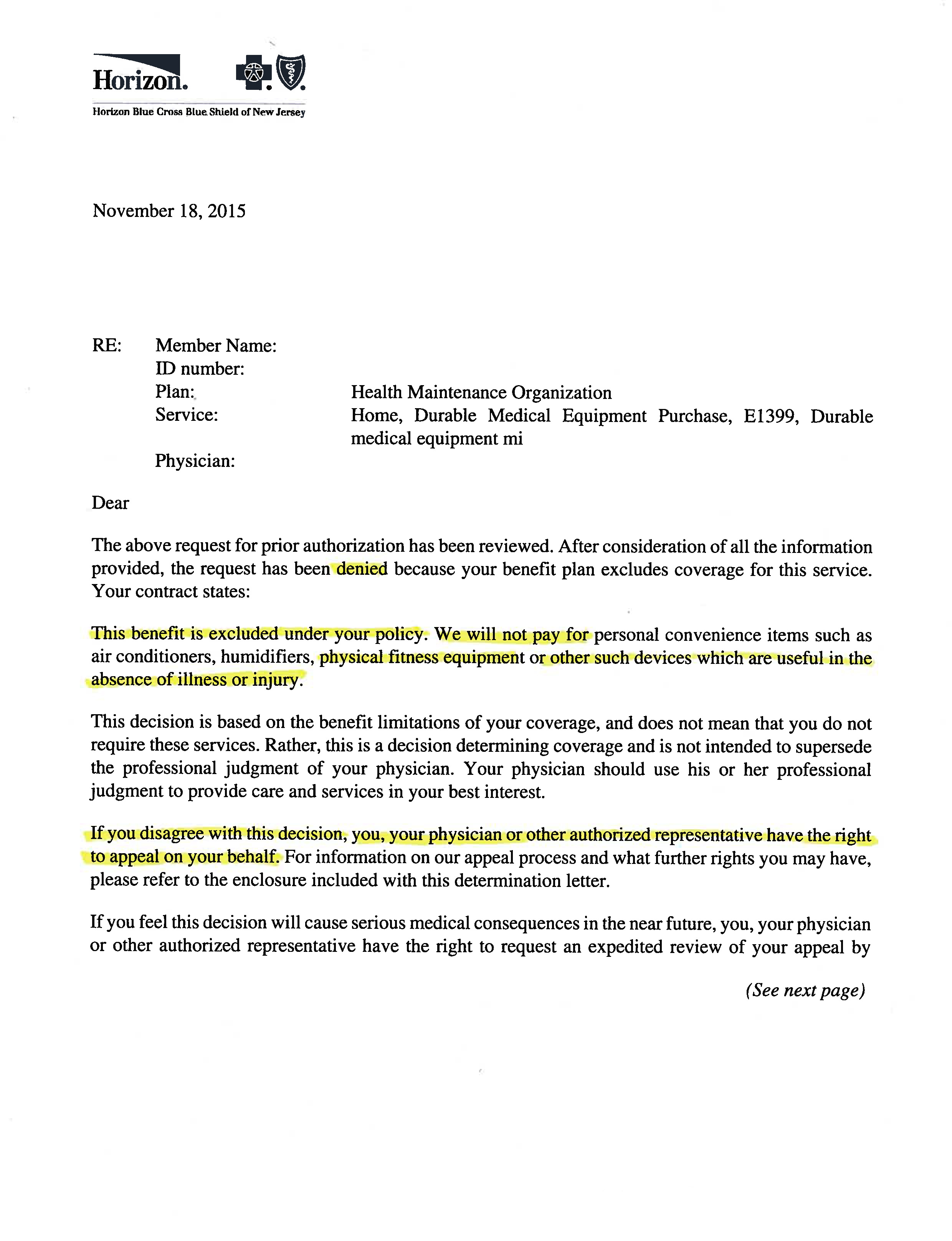 Example Letter Asking For Tax Exemption