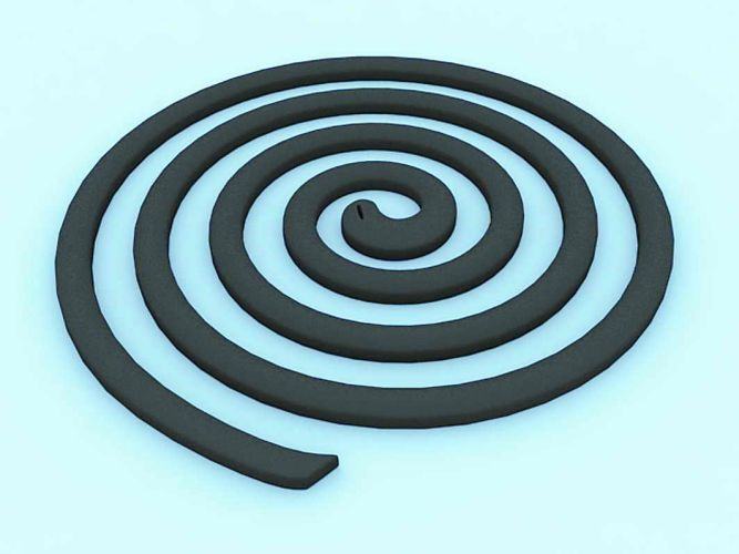 One mosquito coil equals 100 cigarettes