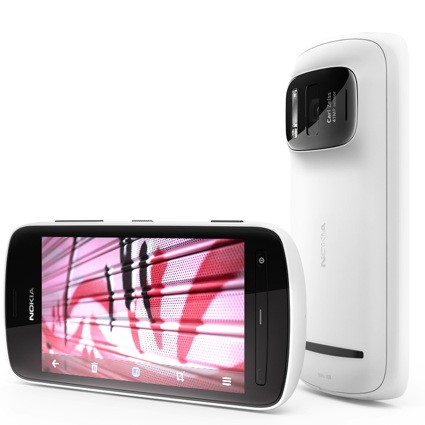Nokia breaks all possibilities; Nokia 808 Pureview with 41 Megapixel Camera