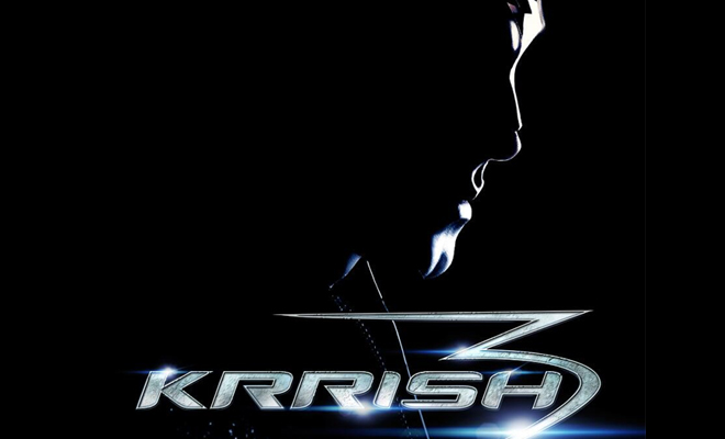 Here is a first look of Krrish 3!