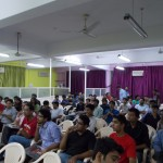Attendees at eChai Insights July 2013