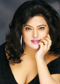 Dolly Bindra in Bigg Boss 7