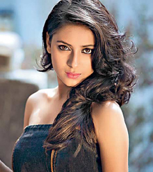 Pratyusha Banerjee in Bigg Boss 7