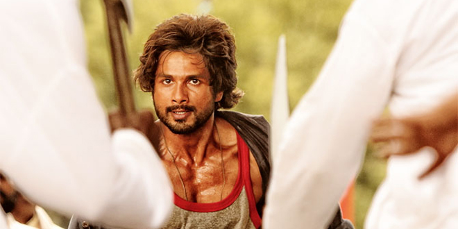 First look of Shahid Kapoor's upcoming movie R Rajkumar