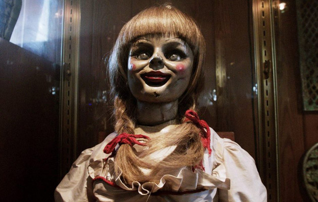 Real story behind haunted doll Annabelle