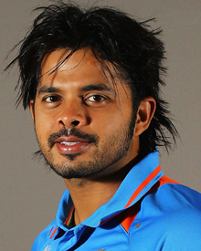 S. Sreesanth in Bigg Boss 7