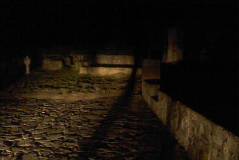 Bhangarh at Night