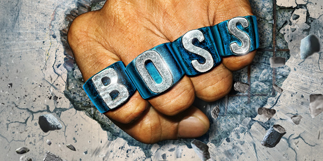 Movie Review: Boss