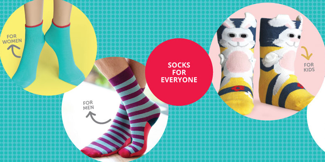 [Startup Talk] Here is a portal for sockaholics!