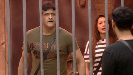 Armaan Kohli's another fight in Bigg Boss
