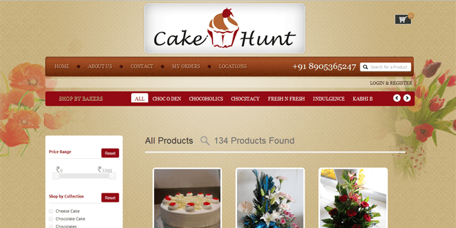 [Startup Talk] Interview with the founder of CakeHunt.com