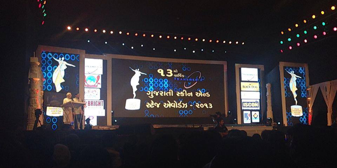 Happy Familyy Pvt Ltd won 5 awards at Gujarati Transmedia Awards