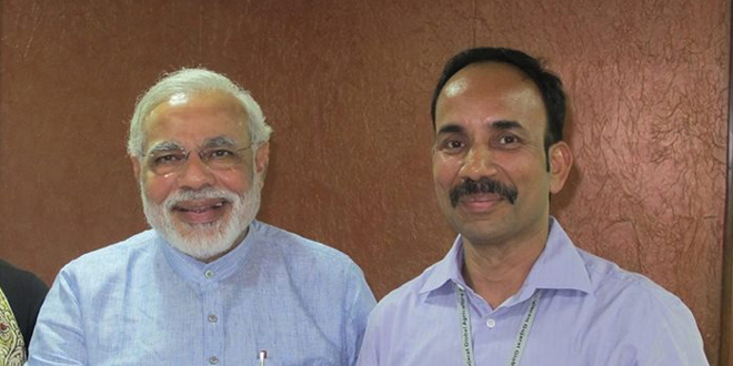 When a businessman from Bihar met Modi!