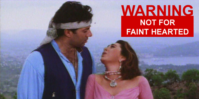 [Video] No Munni, No Shiela, It's Sunny on the floor. Sunny Deol!