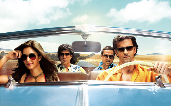 Still from Zindagi Na Milegi Dobara