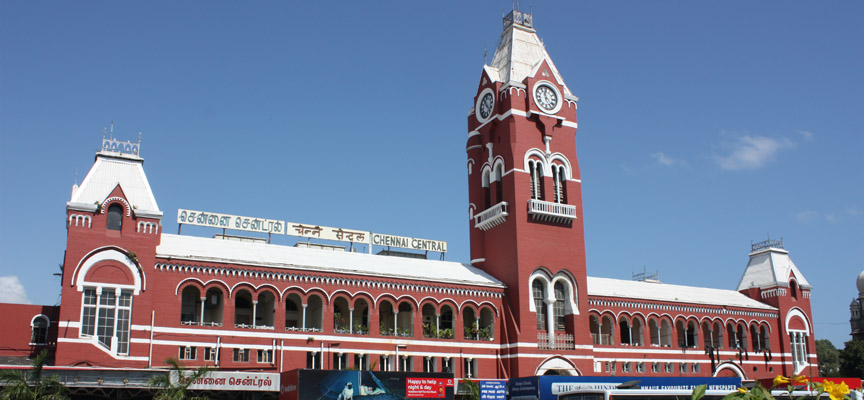 Chennai Best City of India 2014