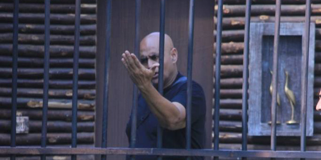 Puneet Issar returns in Bigg Boss