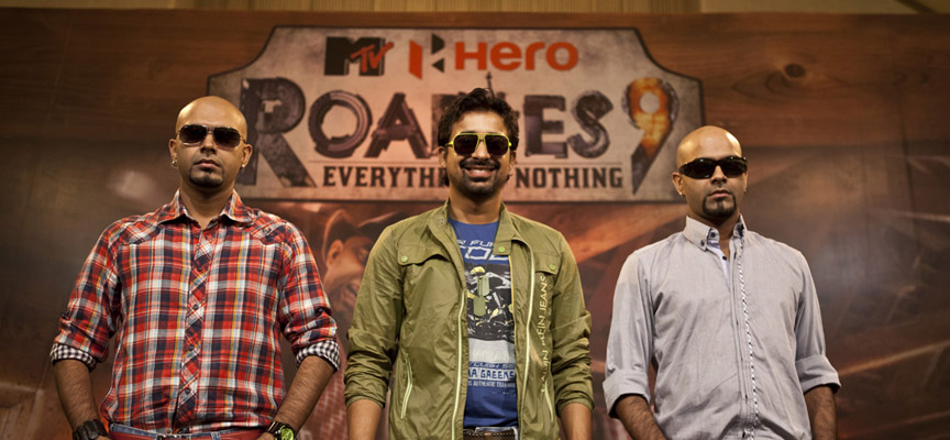 Raghu – Rajiv quit Roadies! Look who are replacing them!