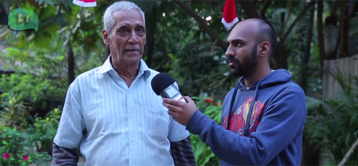 The Logical Indian and Being Indian spent a day at Old Age Home! Watch what happened next.