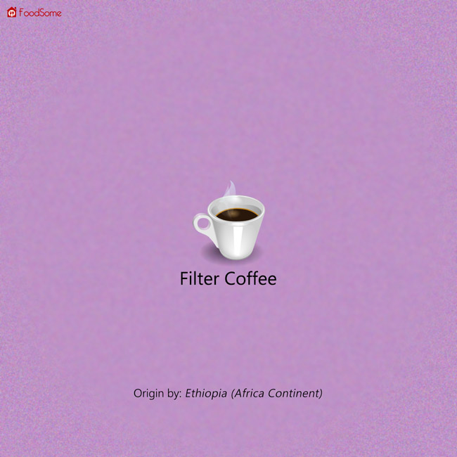 Filter Coffee - 7 Dishes That You Will Not Believe Are Non Indian!