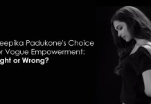 Deepika Padukone's Choice for Vogue Empowerment: Right or Wrong?