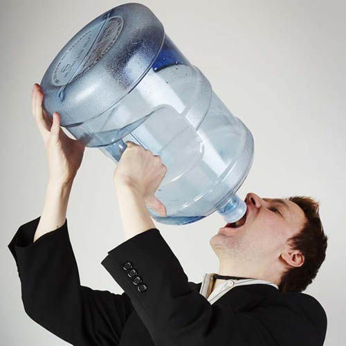 Dehydration - Cons of Yoga
