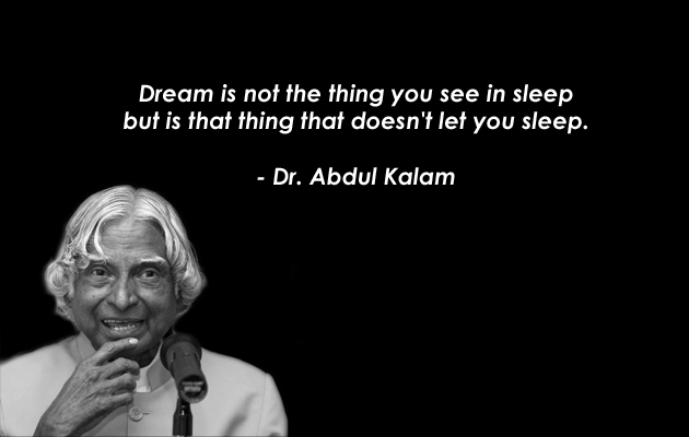 Image result for great quotes by apj abdul kalam