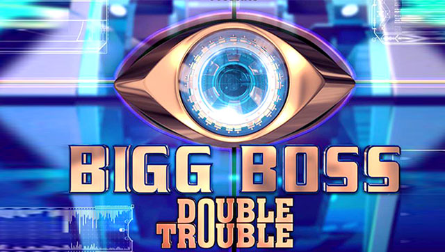 Bigg Boss 9 Double Trouble Logo