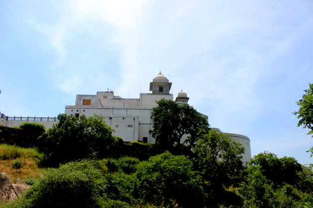 Monsoon Palace - Things to do in Udaipur