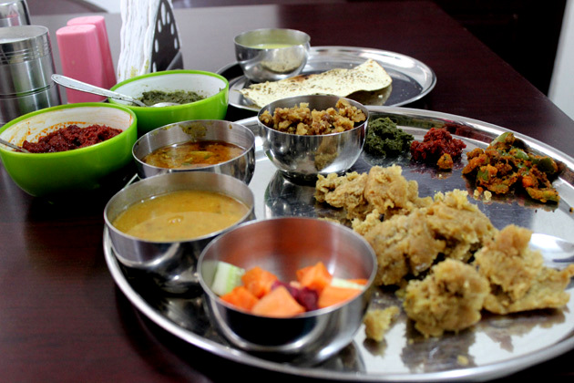 Rajasthani Thali - Things to do in Udaipur