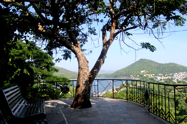 Relaxation Point at Pratap Smarak - Things to do in Udaipur