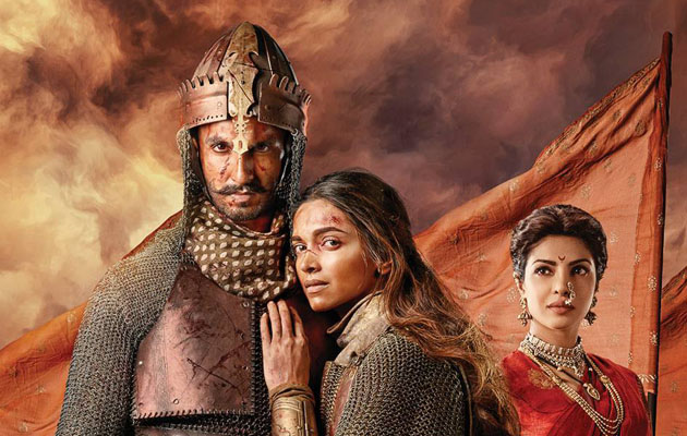 Bajirao Mastani Movie Review in Seven Tweets