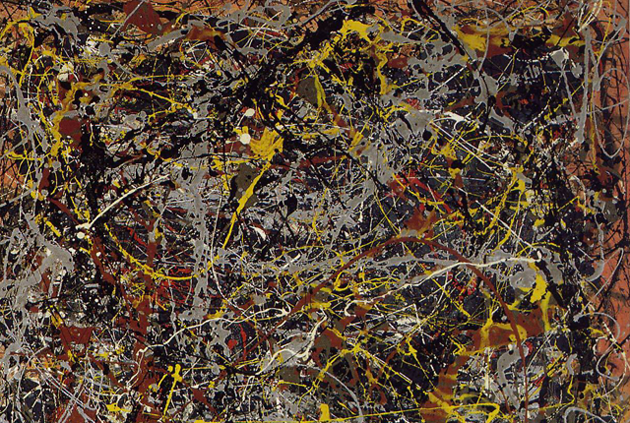 No 5 1948 Painting