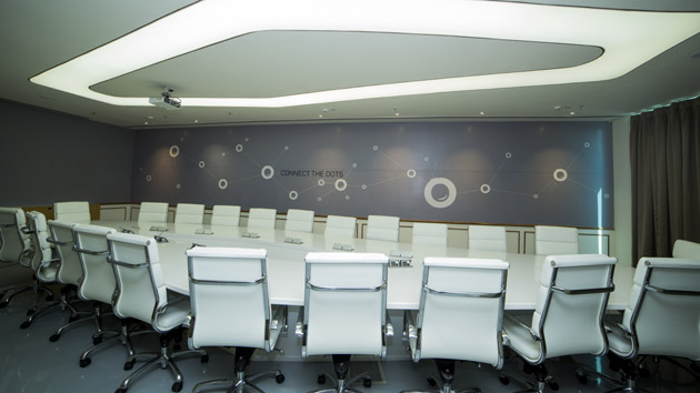 Conference Room - Grabon Office