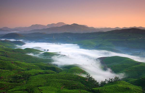 Munnar Top 10 Indian destinations for Solo Travellers