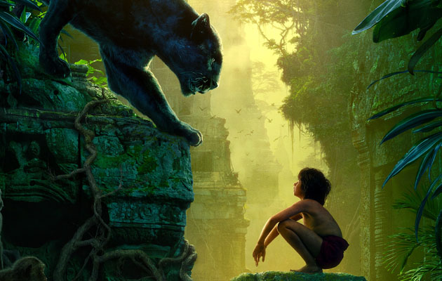The Jungle Book is back! Watch this amazing Trailer.