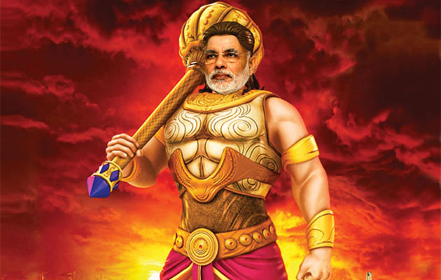 This Comparison between Politicians and Mahabharat Characters is Epic
