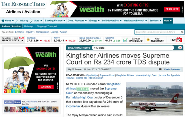 The other side of the Kingfisher story 17