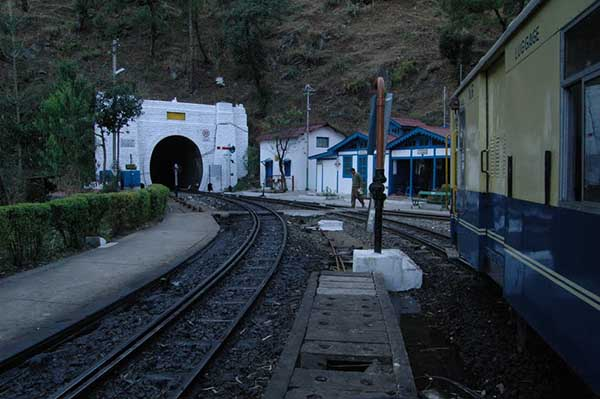 Tunnel No 33 Top 10 Most Haunted Places of India