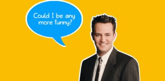 10 Reasons Why Chandler Bing is the Best!