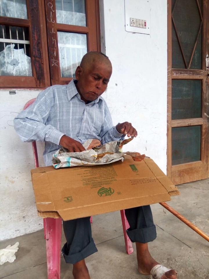 How this youth transformed life of a beggar is inspiring! 10