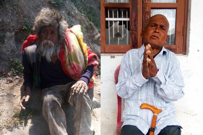 How these youth transformed life of a beggar is inspiring!