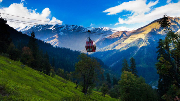 Manali - 10 Best Indian Places To Visit During Summer