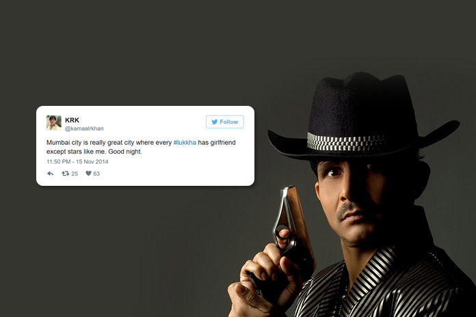 15 Tweets That Proves Why KRK deserves all the Hate!