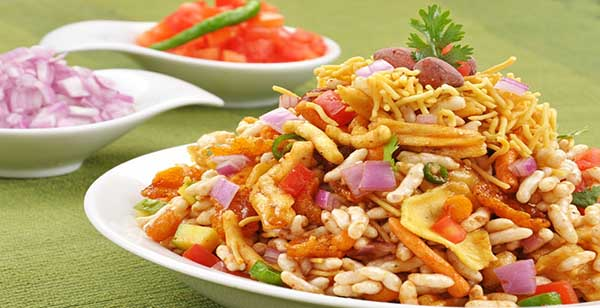 Bhel 9 Healthier alternatives of Maggi