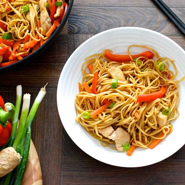 Chow Mein 9 Healthier alternatives of Maggi