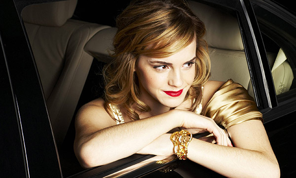 Emma Watson 10 Famous Personalities who are Introverts
